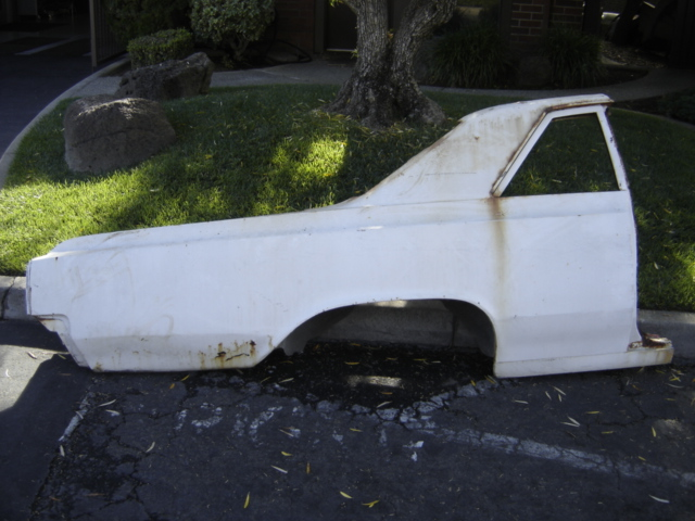 1964 Oldsmobile F-85 Right Side Quarter Panel | Larry