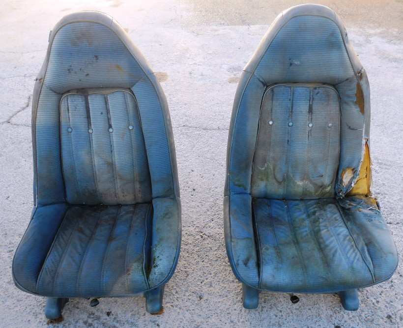 1973-1974-1975 GM Oldsmobile G Body swivel seats | Larry Camuso's