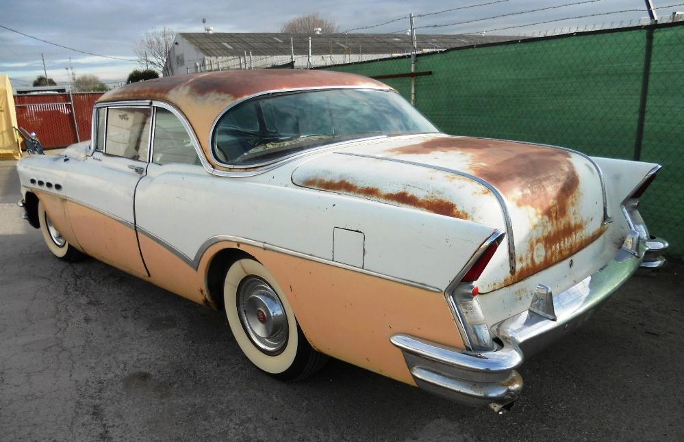 1956 buick roadmaster for autos weblog. Black Bedroom Furniture Sets. Home Design Ideas