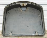 58-62 Corvette trunk lid 1