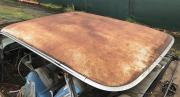 1976 1977 pontiac grand prix rear bumper
