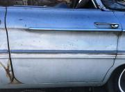 1960 Oldmobile 98 left rear door