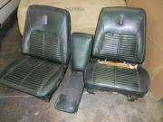 1967-68 Dodge Plymouth Chrysler seats