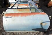 1968 Pontiac LeMans GTO right door